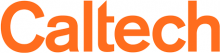 Logo for Caltech.