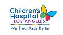 The logo for Children's Hospital of Los Angeles.